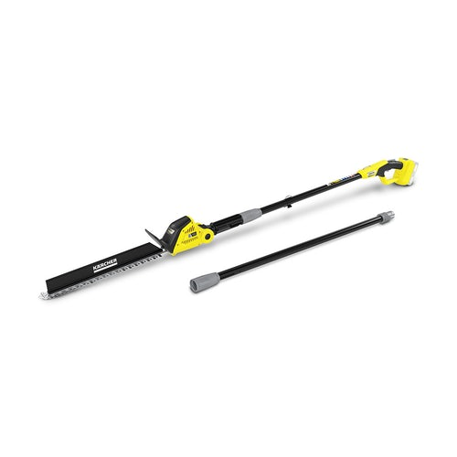 Karcher Battery Powered Pole Hedge Trimmer 18 45 Degree Machine Only 2