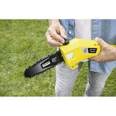 Karcher Battery Powered Pole Saw 18 20 Machine Only Detailed Image 1