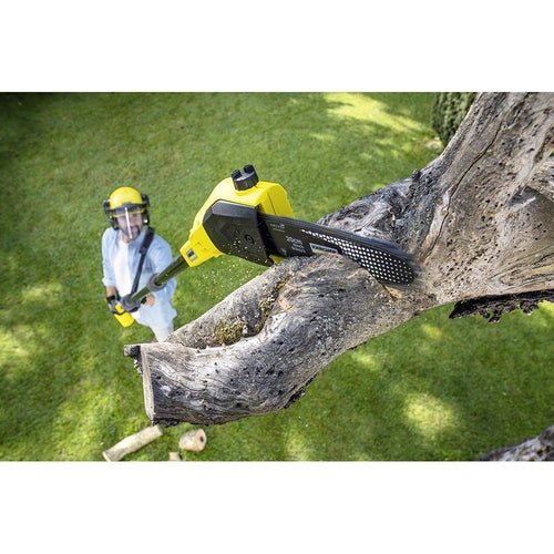 Karcher Battery Powered Pole Saw 18 20 Machine Only Lifestyle 2