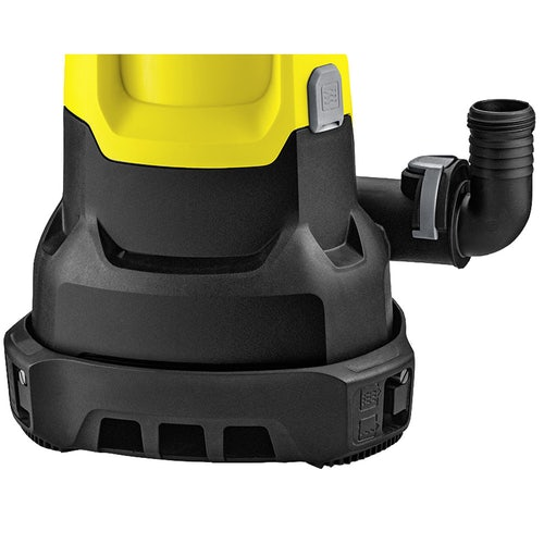 Karcher SP 5 Submersible Dual Dirty Water Pump Detail Image 3