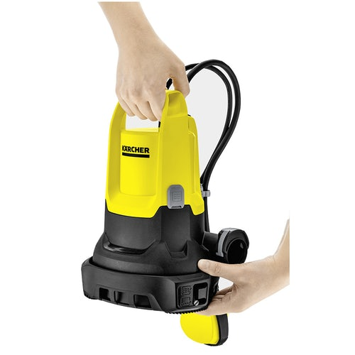 Karcher SP 5 Submersible Dual Dirty Water Pump Detail Image 5