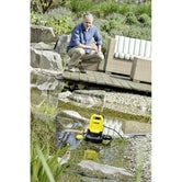 Karcher SP 5 Submersible Dual Dirty Water Pump Lifestyle 1