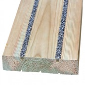 Marley Antislip Plus Smooth Decking 2400mm x 145mm 28mm - Pack of 2