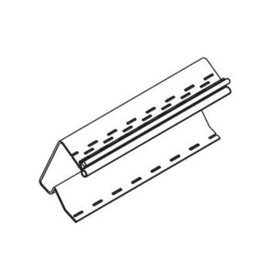 marley batten section high profile for top abutment system   3m length 28144