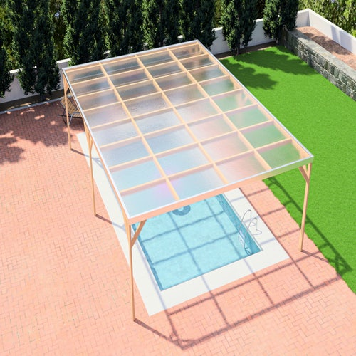 corotherm-clickfit-polycarbonate-roofing-panel-sheet-16mm-3m-pool-cover