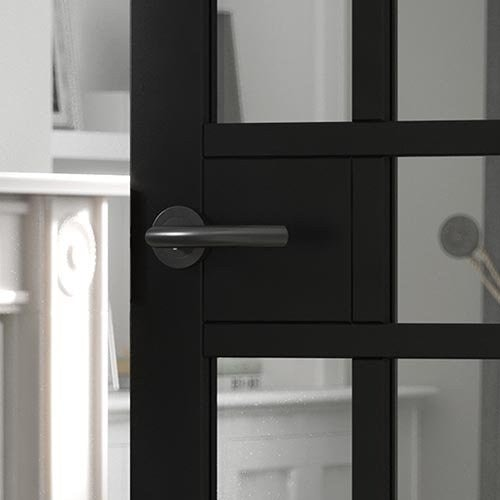 raven privacy handle latch in situ