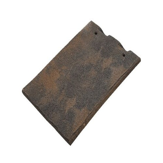 redland rosemary clay craftsman roof tile sanded   victorian 43977