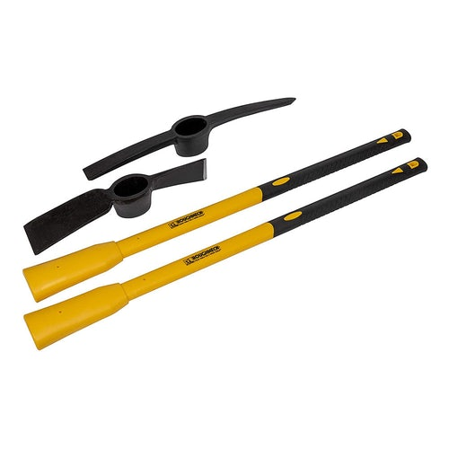 roughneck mattock and pick twin pack secondary