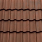 Sandtoft Olympus Double Pantile Clay Roof Tile
