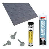 Shed Roof Shingles Kit