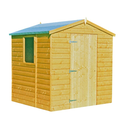 shire dt faroe apex shiplap shed primary