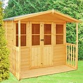shire houghton summerhouse 7ft x 7ft 2