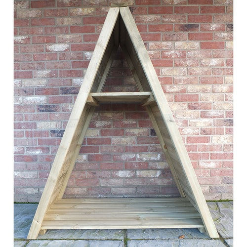 shire large pt tongue groove trianglular log store2