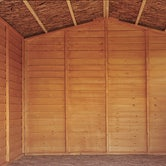 shire overlap apex shed 12ft 8ft 7