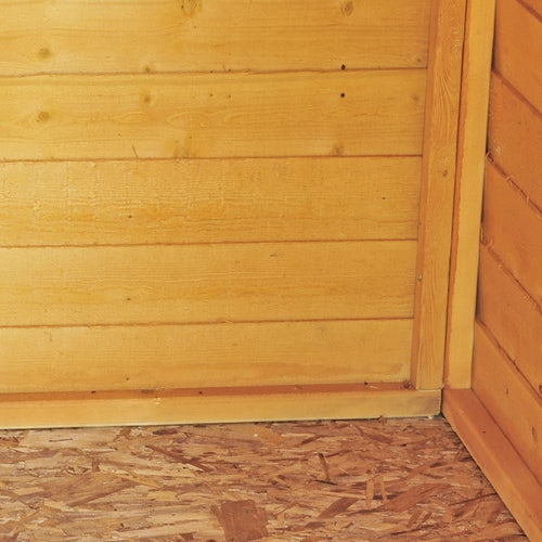 shire overlap apex shed 6ft x 6ft 9