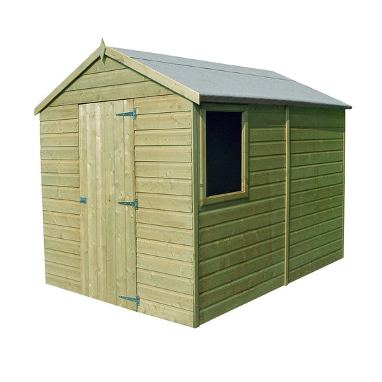 shire pt durham shiplap shed primary