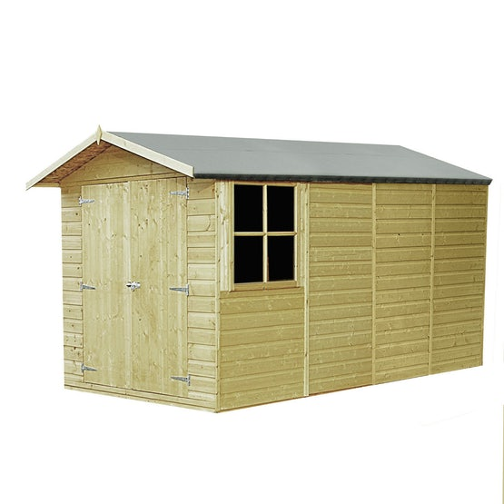shire pt jersey shiplap shed primary