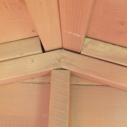 shire shiplap apex shed and log store 7ft 6ft 8