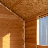 shire super value window overlap apex shed 6ft x 4ft6