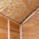 shire super value window overlap apex shed 7ft x 5ft 6