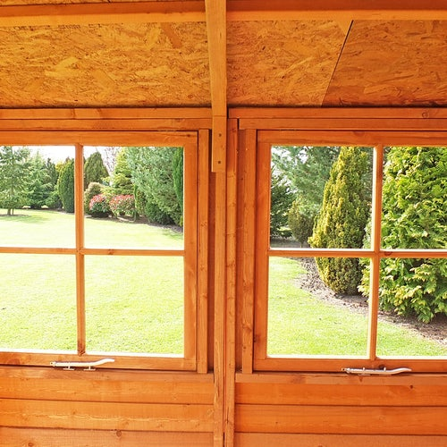 shire window overlap apex shed 10ft 7ft 6