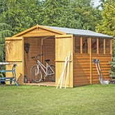 shire window overlap apex shed 12ft x 8ft 4