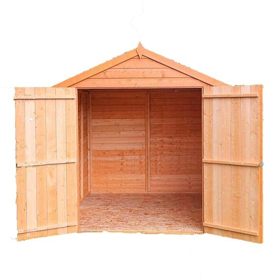 shire window overlap apex shed 7ft x 5ft 1