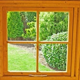 shire window overlap apex shed 7ft x 7ft 10