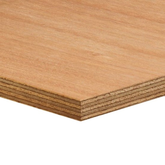 Solid Birch Plywood Sheets - 2.44m x 1.22m x 12mm