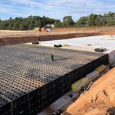 stormmaster lite soakaway and attenuation crate installation 5