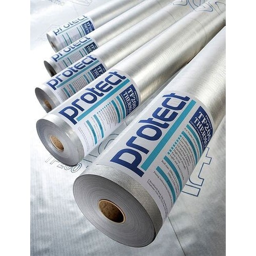 tf200 thermo insulating breather membrane by protect   100m x 2.7m 48132