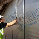 tf200 thermo insulating breather membrane by protect   100m x 2.7m 48133