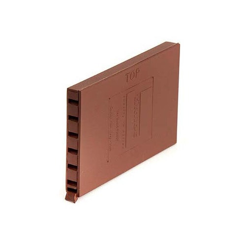 timloc wall weep vent 1143br brown