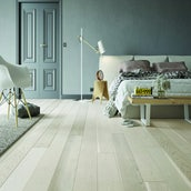 Tuscan Strato Warm TF109 1 Strip Engineered Oak Flooring Country Bleached Matte