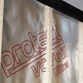 vc foil ultra insulating vcl  air barrier by protect   1.5m x 50m 50383