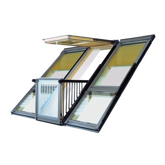 velux gdl sk0l322 cabrio balcony system for slate