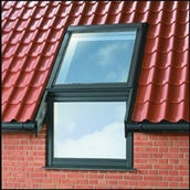 VELUX EFW Single Vertical Element Flashing for Tile Roofs