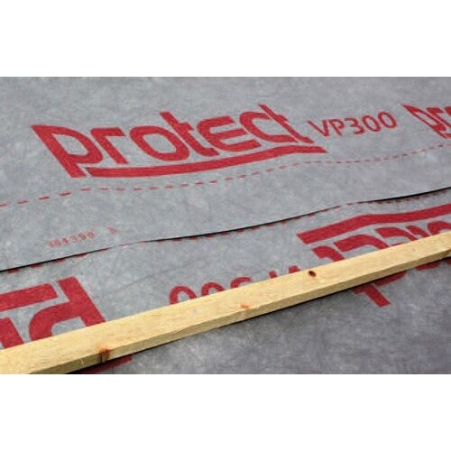 vp300 vapour permeable felt roof underlay by protect   50m x 1.5m roll 200241