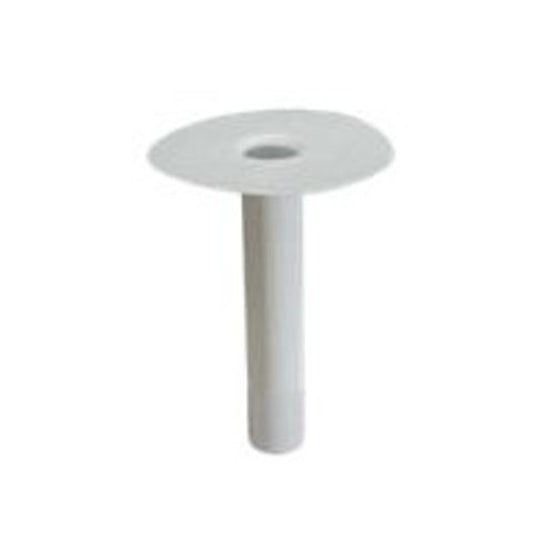 wallbarn pvc smooth flange roof outlet