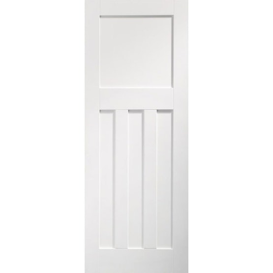xl joinery dx 1930s 4 panelled internal white primed door