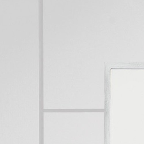 xl joinery palermo white primed clear 1 glazed internal door close.JPG