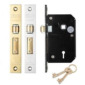 Chubb Sash Lock Replacement 5 Lever Mortise Roller British Standard