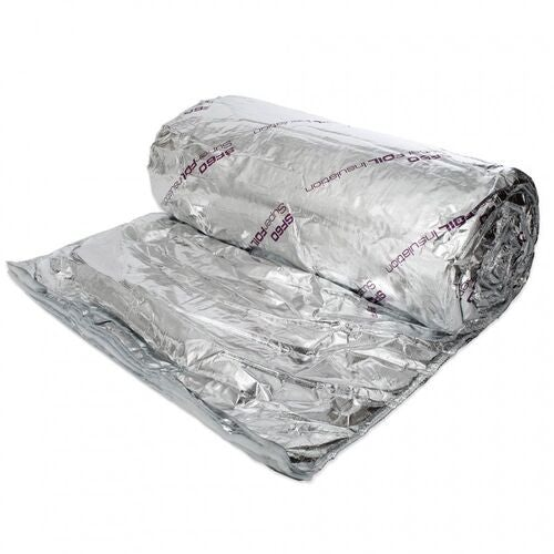 Multi-layer Foil Insulation SF60 by SuperFOIL - 1.5m x 8m Roll