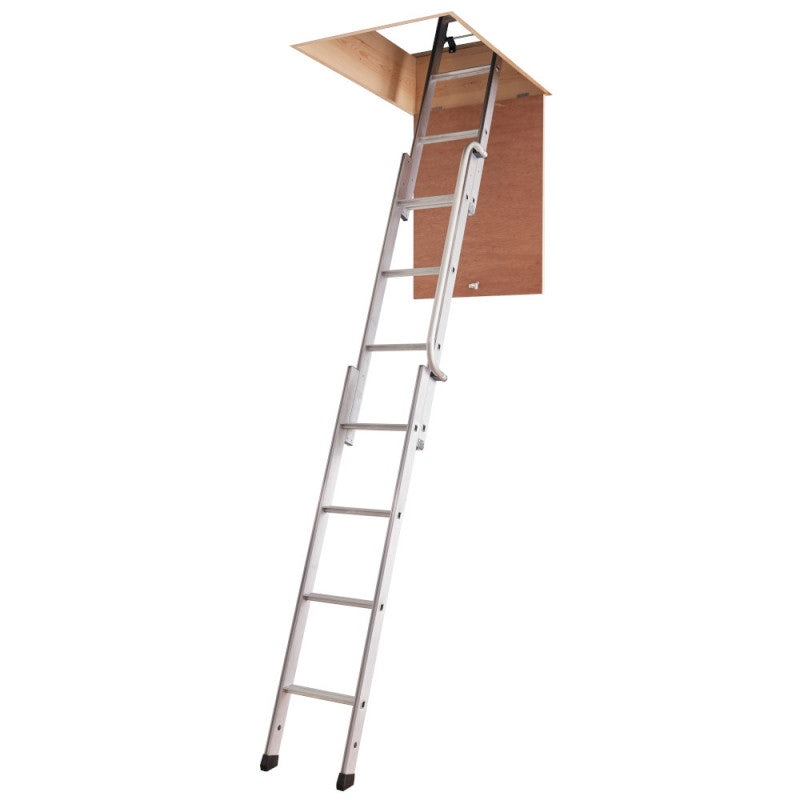 Youngman Easiway Loft Ladder 3 Section - 2.3m to 3m
