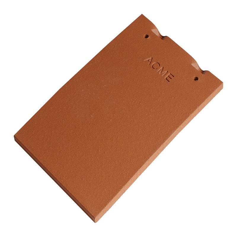 Marley Acme Single Camber Clay Plain Roof Tile