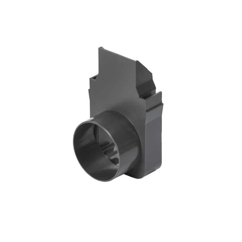 ACO Threshold 50mm Outlet End Cap