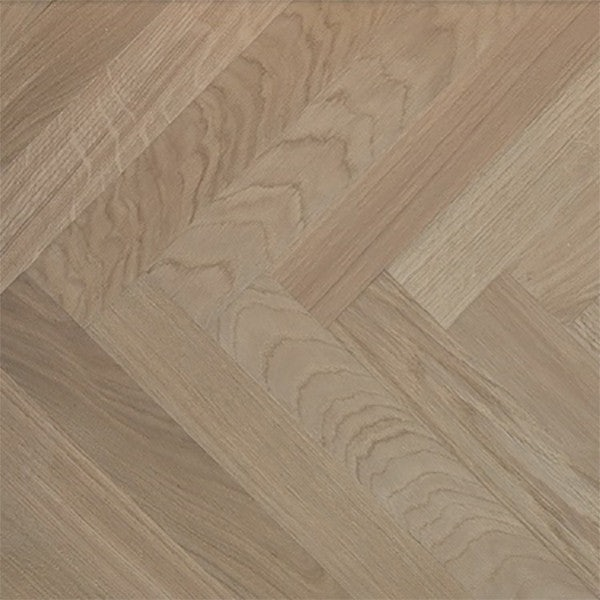 Atkinson & Kirby Parquet Engineered Oak Flooring Herringbone Hampstead Oiled