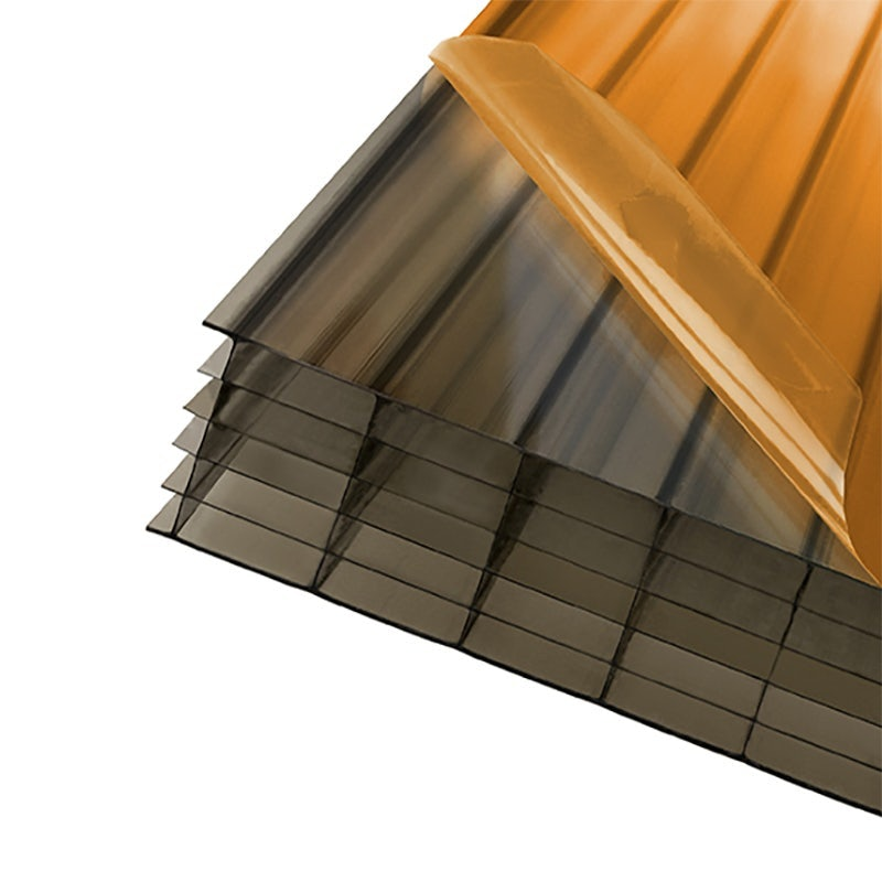 AXIOME 35mm Bronze Polycarbonate Roof Sheet