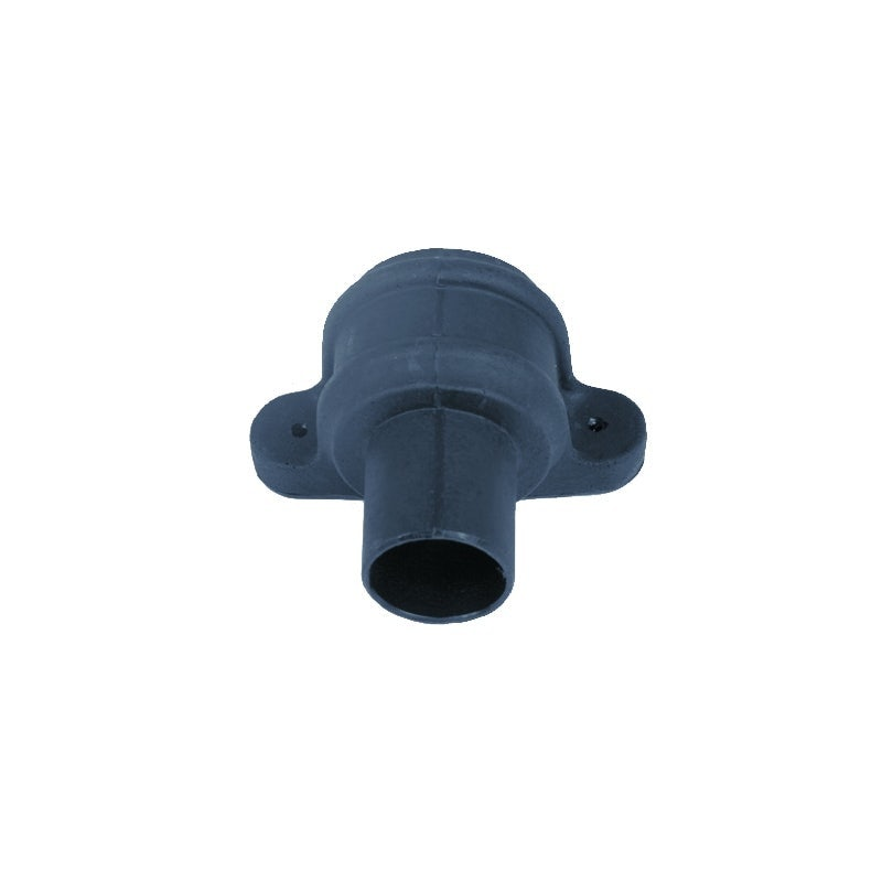 Brett Martin Cascade Cast Iron Style Round Plastic Pipe Coupler with Lugs
