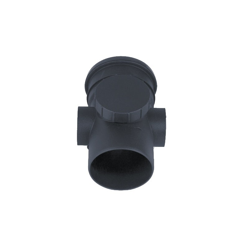 Brett Martin Cascade Cast Iron Style 110mm Plastic Access Pipe